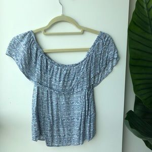 Factorie off the shoulder top